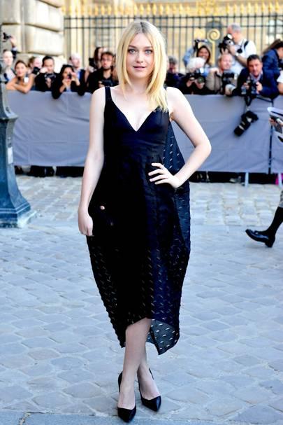Dior show - September 26 2014