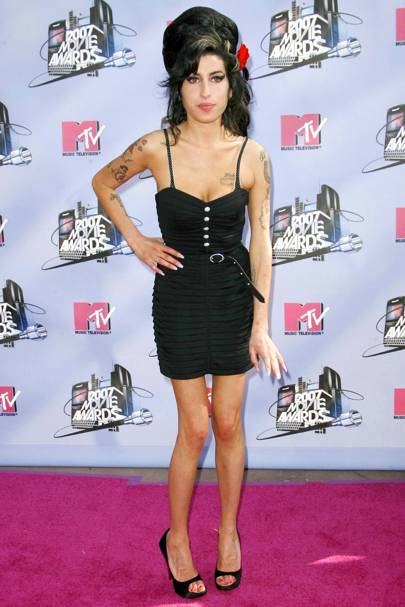 Amy Winehouse Style And Fashion Pictures