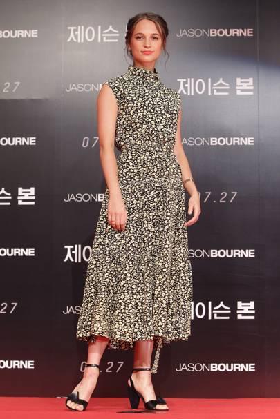 Jason Bourne press conference, Seoul - July 7 2016