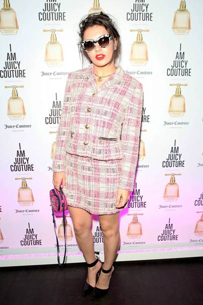 I Am Juicy Couture fragrance launch, London - July 15 2015