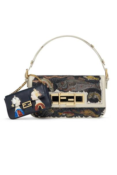 Rachel Feinstein's 3Baguette bag