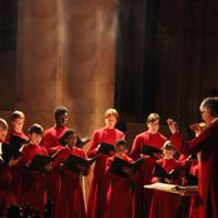 Christmas Carols at Christ Church in Oxford