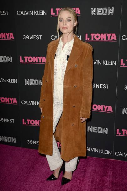 'I, Tonya' film premiere, New York – November 28 2017