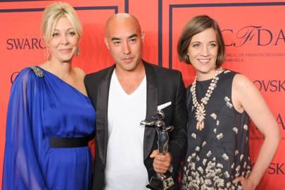 Swarovski Award for Womenswear: Suno