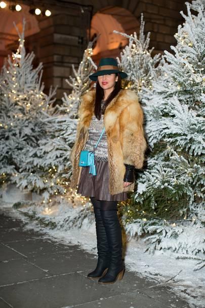 Nadine Attar, PR