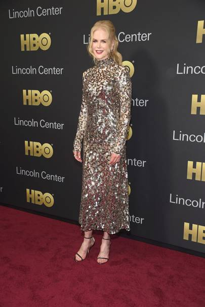 Lincoln Center American Songbook Gala, New York - May 29 2018