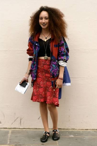 Eloise Rosemond, student