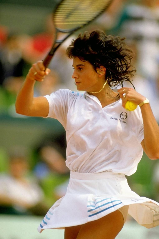 Sabatini Tennis Player