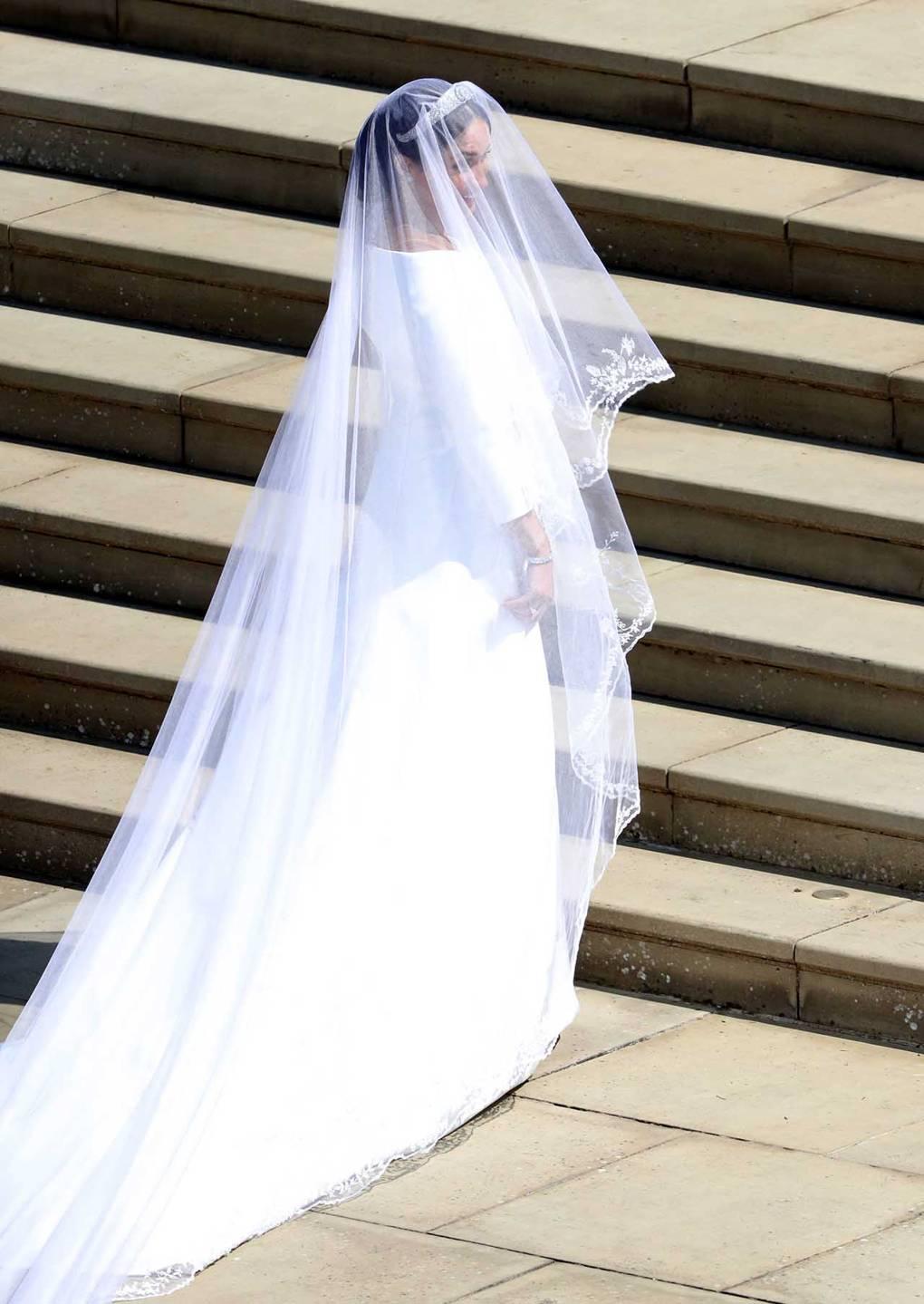 9fe3e4747dcd The Best Celebrity Bridal Veils