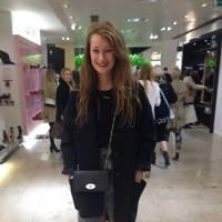 Rose Norledge, fashion student