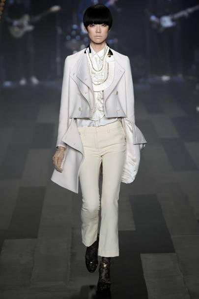Yohji Yamamoto Autumn/Winter 2009 Menswear show report ...
