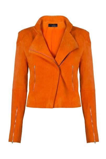 Afua suede jacket, £695