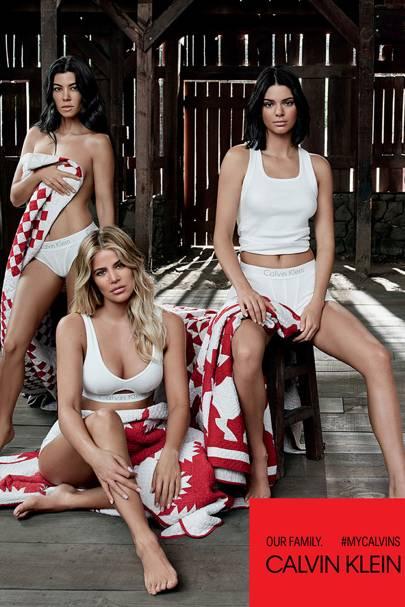 Kourtney Kardashian, Khloe Kardashian and Kendall Jenner
