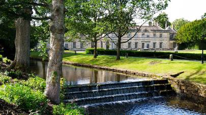 Grantley Hall, North Yorkshire