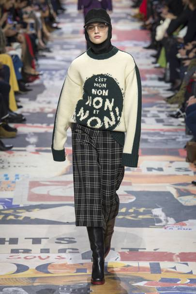 9f92829bd44 Christian Dior Autumn Winter 2018 Ready-To-Wear show report ...