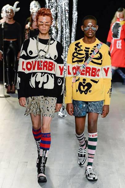 Spring Summer 2019 Menswear British Vogue