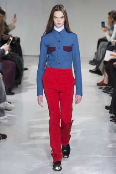 ba062e8a2df1 Calvin Klein 205W39NYC Autumn Winter 2017 Ready-To-Wear show report ...