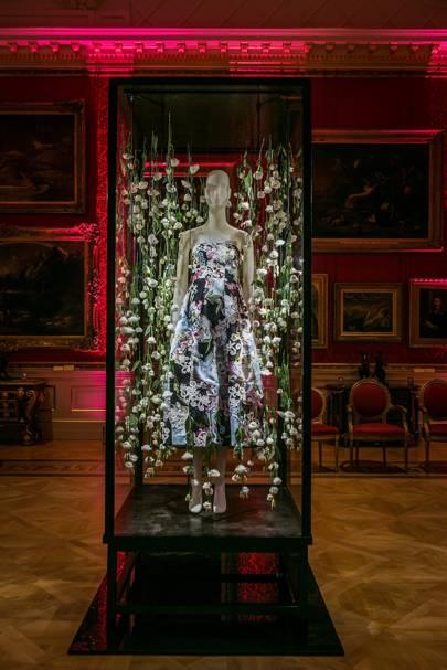 "Erdem's ""Alina"" dress"