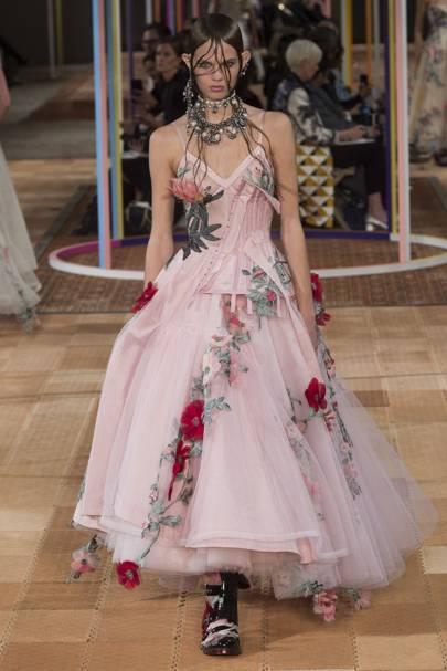 Spring Summer 2018 Ball Gowns Trend | British Vogue