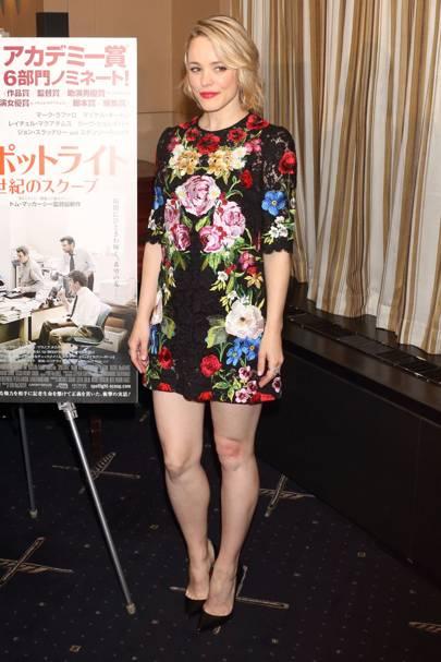 Spotlight press conference, Tokyo - April 14 2016