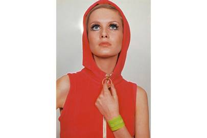 Twiggy, Vogue May 1967, by Just Jaeckin