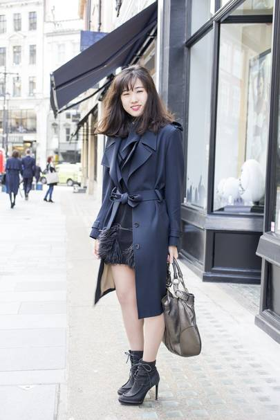 Ahrun Kim, student