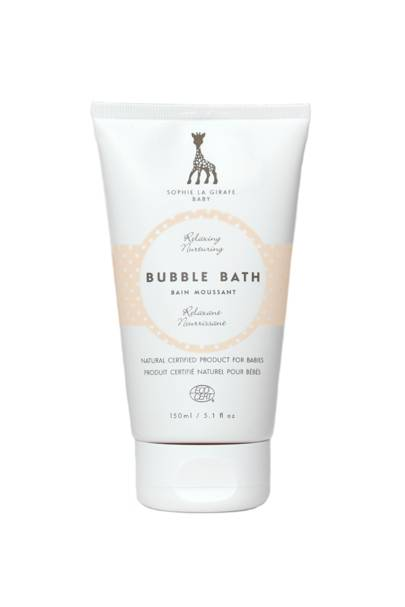 A Bubble Bath Suitable For Baby Too