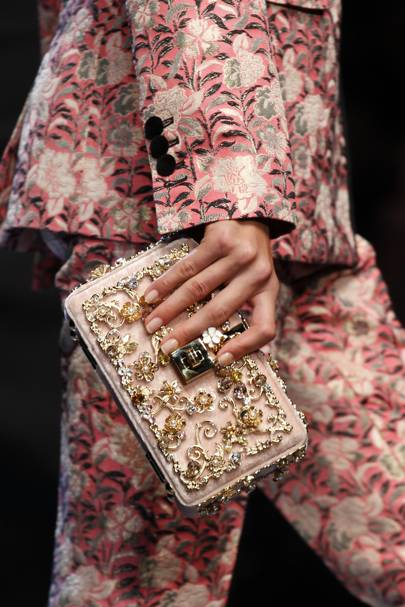 The Embellished Clutch