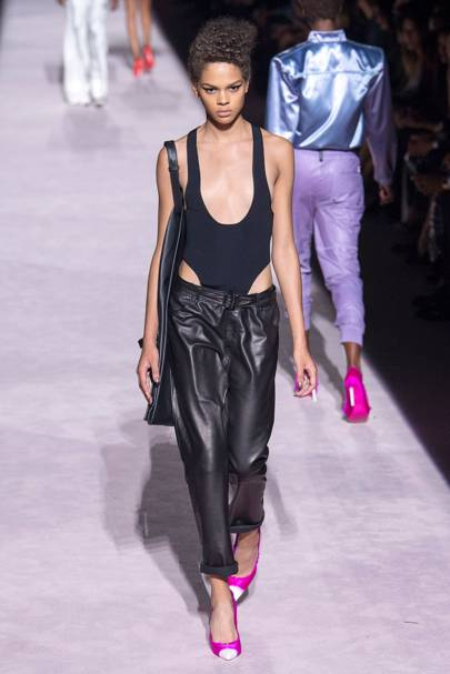 68d7559e2 Tom Ford Spring/Summer 2018 Ready-To-Wear show report | British Vogue