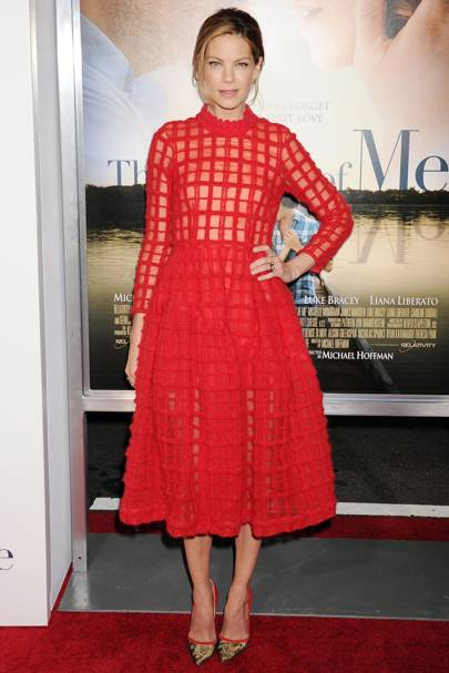 The Best of Me premiere, LA - October 7 2014