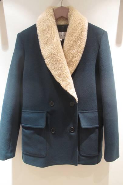 Cosy day coat