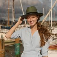 Classic Panama hat by Caus NZ