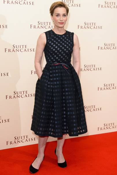 Suite Francaise premiere, London - March 12 2015