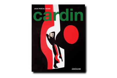 Pierre Cardin book