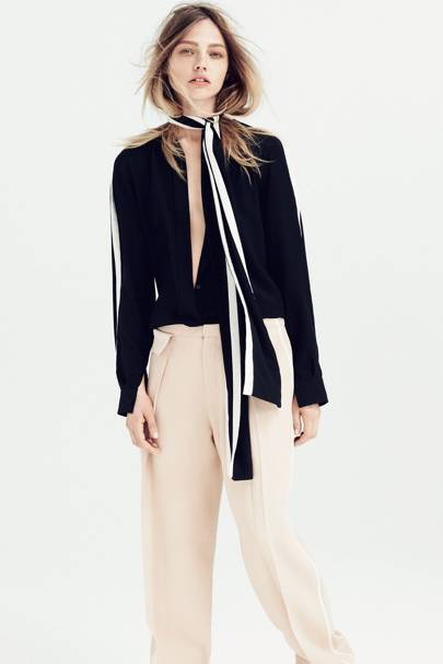 The louche trousers