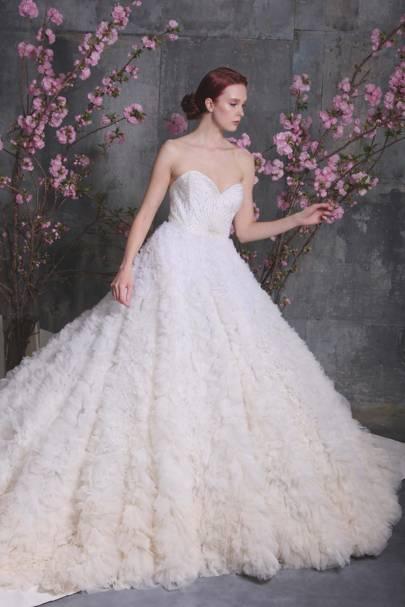 ee1e222c3849 Spring/Summer 2018 Bridal | British Vogue