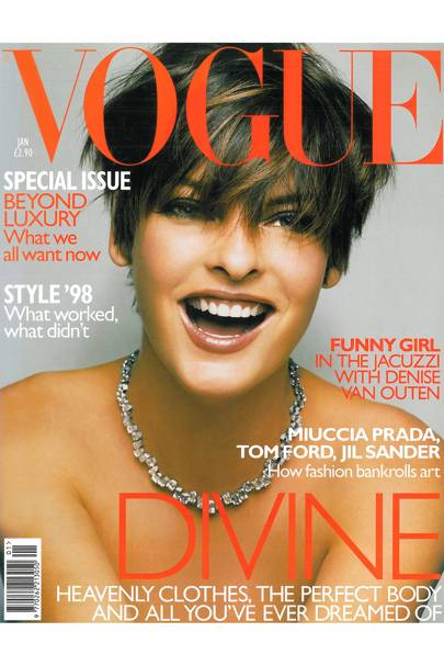 Vogue Cover, January 1999
