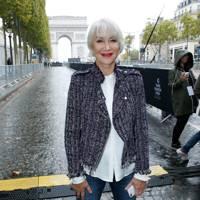 Le Defile L'Oreal Paris show - October 1 2017