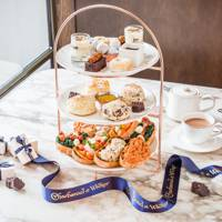 Enjoy afternoon tea with a twist