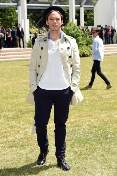 Burberry London Collections: Men show, London - June 15 2015