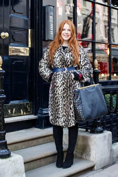 Emily Boulton, merchandiser
