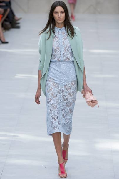 75118c660f1a Burberry Prorsum Spring Summer 2014 Ready-To-Wear show report ...