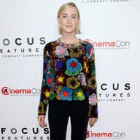 CinemaCon 2018, Las Vegas - April 25 2018