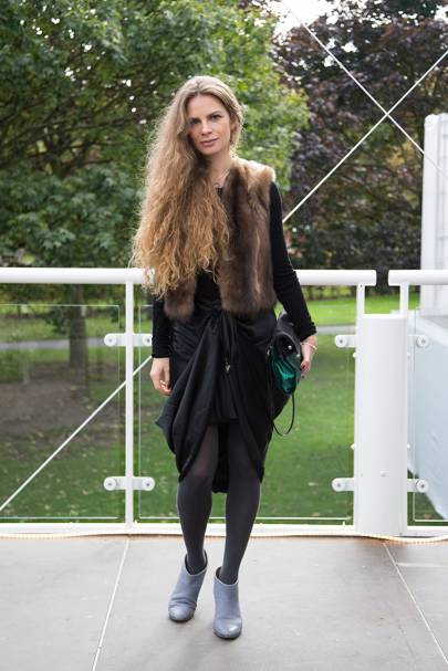 Katia Szczeka,  art aquisitions manager