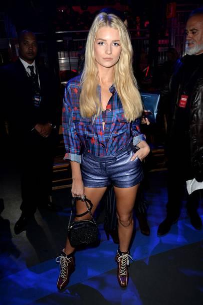 Tommy Hilfiger Show, London Fashion Week - September 19