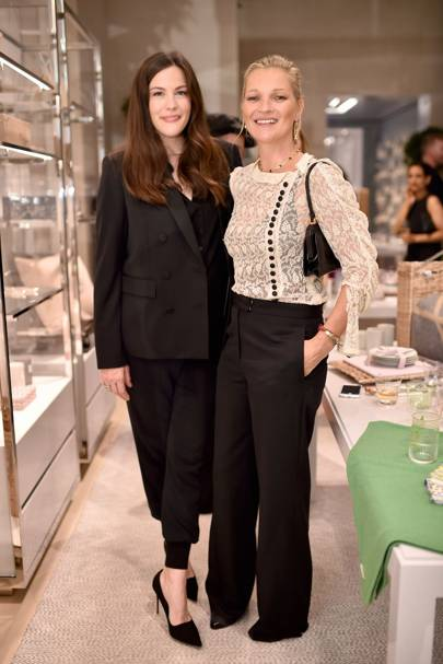 Lucie de la Falaise x Dior Maison cocktails, London – September 14 2016
