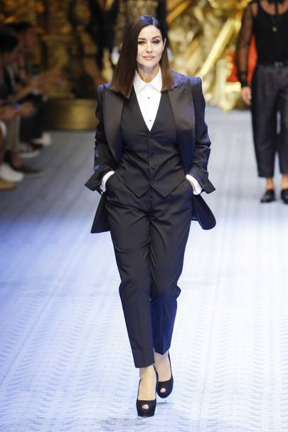 20fbad6b1806 Dolce   Gabbana Spring Summer 2019 Menswear show report