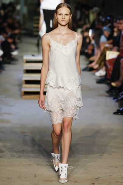 1. Slip dress