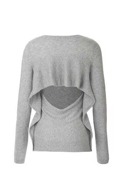 Backless jumper $78