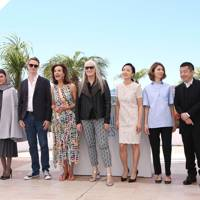 Cannes Jury press conference - May 14 2014
